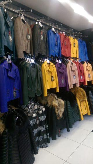 FRANKO LEONARDO кожаные куртки