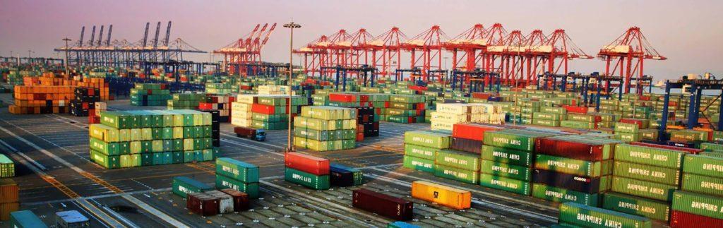 Контейнерная перевозка из Китая в Москву