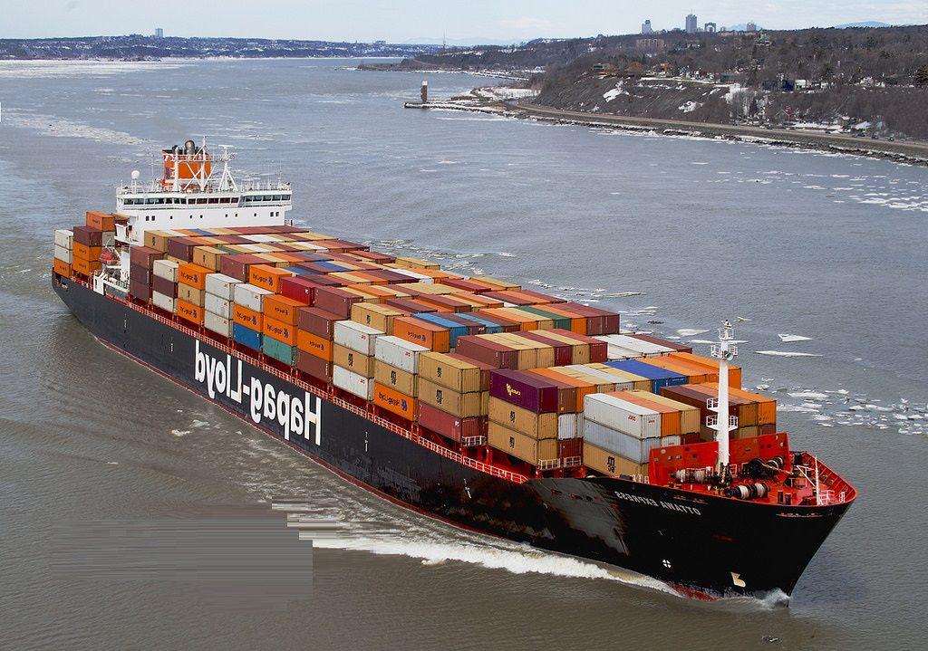 Доставка из США в Россию контейнер