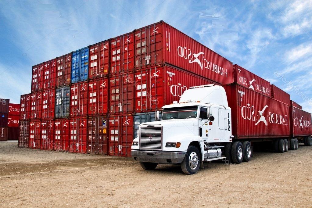 Доставка из США в Россию контейнером