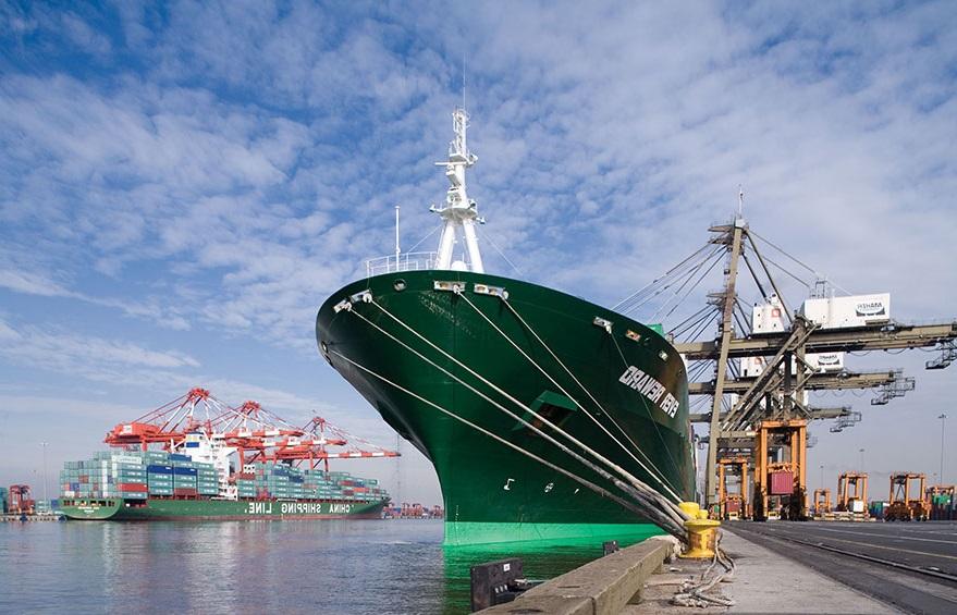 Морские перевозки из США